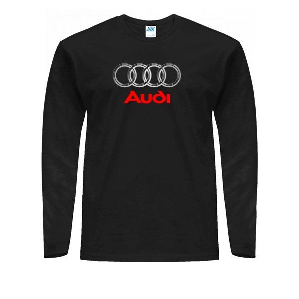 Мужской лонгслив Audi