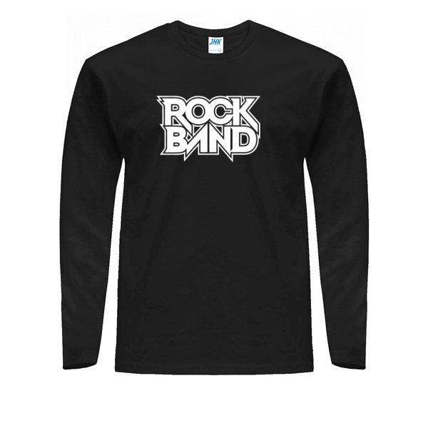 Мужской лонгслив Rock Band