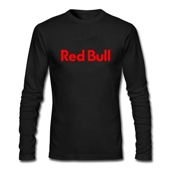 Мужской лонгслив Red Bull