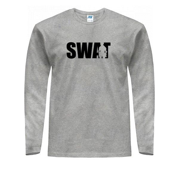 Мужской лонгслив Swat