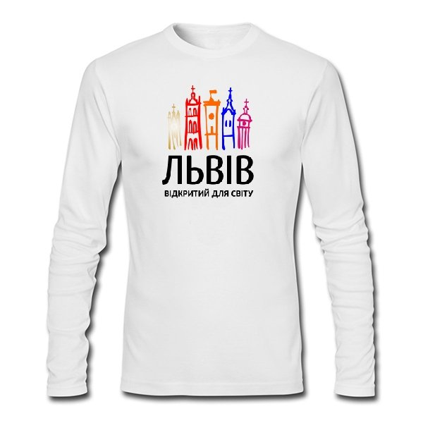 Мужской лонгслив Львів