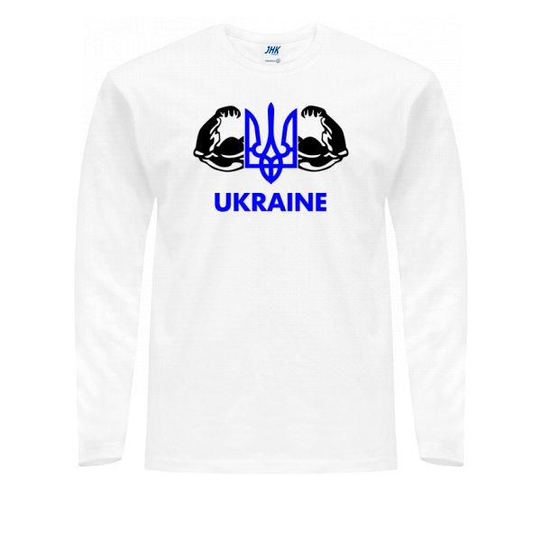 Мужской лонгслив Сильна Україна