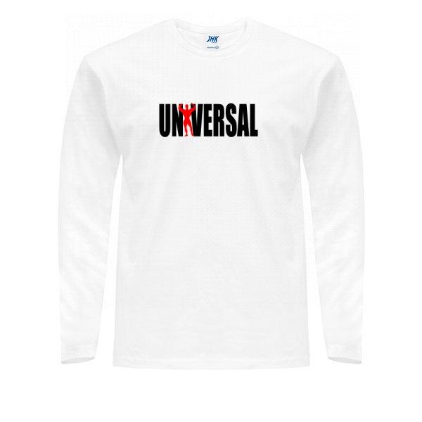 Мужской лонгслив Universal