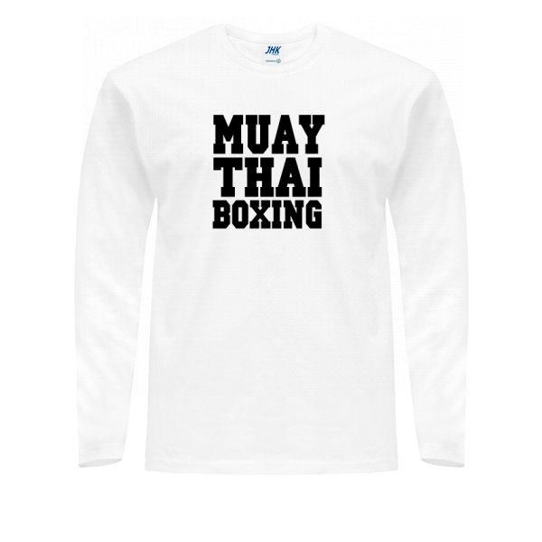 Мужской лонгслив Muay Thai Boxing