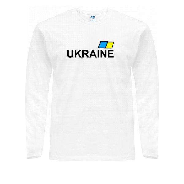 Мужской лонгслив Ukraine