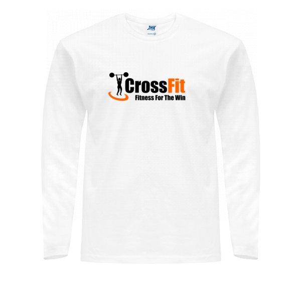 Мужской лонгслив CrossFit