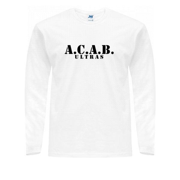 Мужской лонгслив A.C.A.B. Ultras