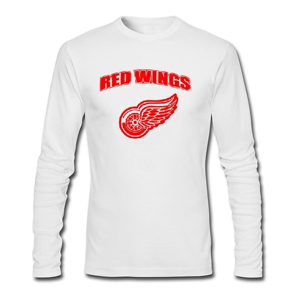 Мужской лонгслив Red Wings