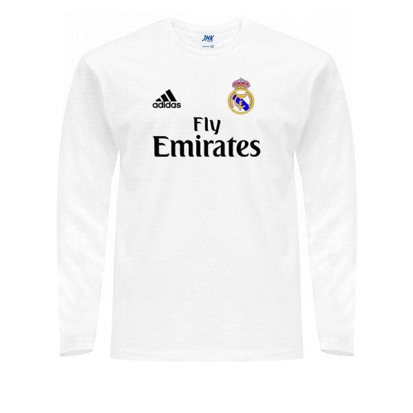 Мужской лонгслив Реал Мадрид