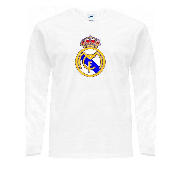 Мужской лонгслив FC Real Madrid