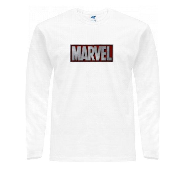 Мужской лонгслив Marvel 3D