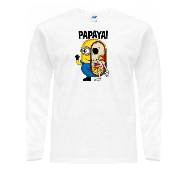 Мужской лонгслив Papaya
