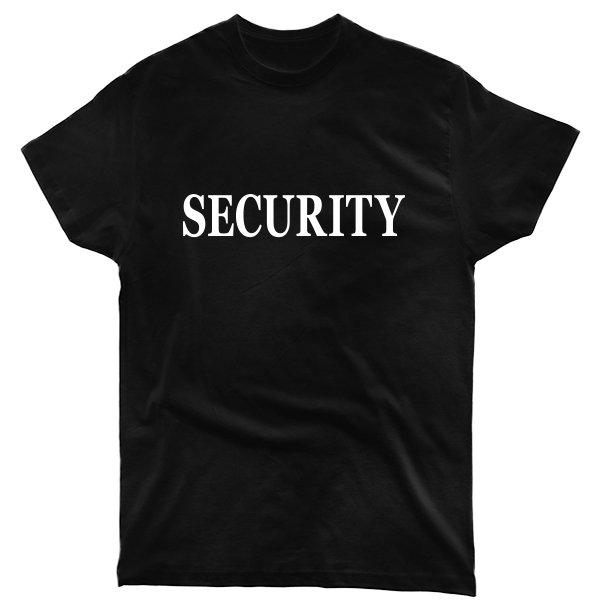 Мужская футболка Security