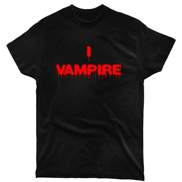 Мужская футболка Я Вампир