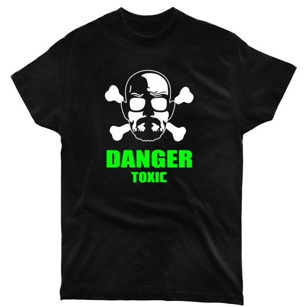 Мужская футболка Danger Toxic