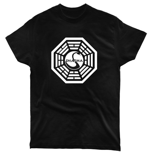 Мужская футболка Dharma