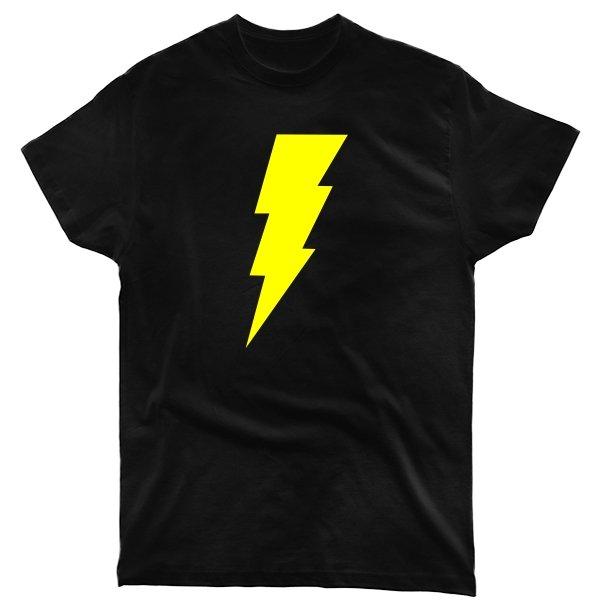 Мужская футболка Молния Шелдона