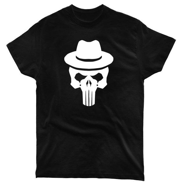 Мужская футболка Каратель Шляпа
