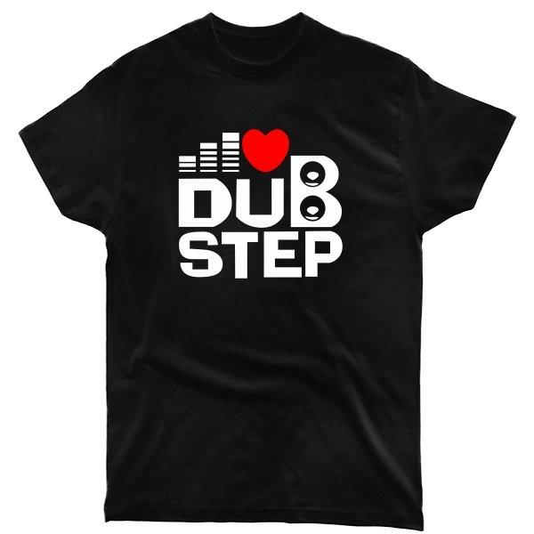 Мужская футболка Dub Step