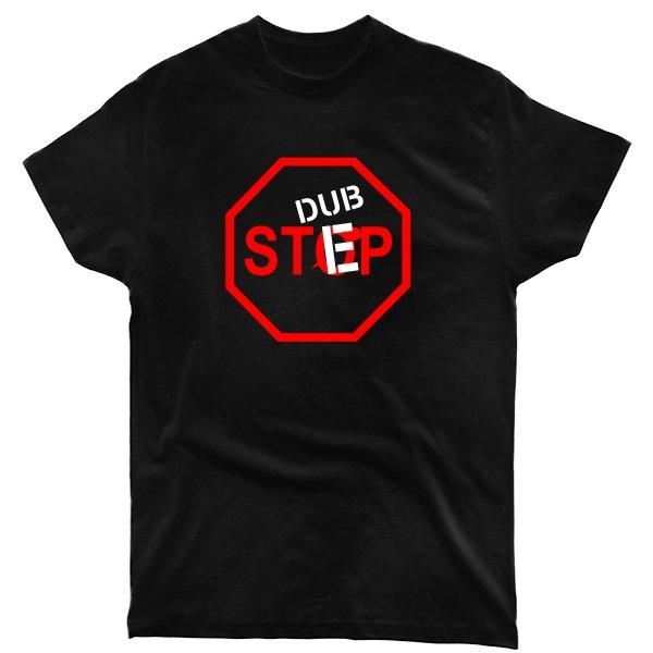 Мужская футболка Знак Dupstep