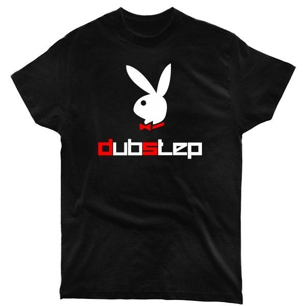 Мужская футболка Плэйбой Dubpstep