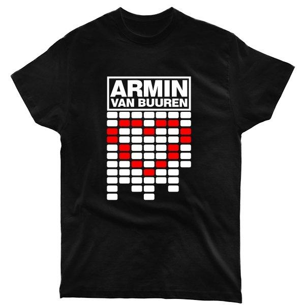 Мужская футболка Armin van Buuren сердце