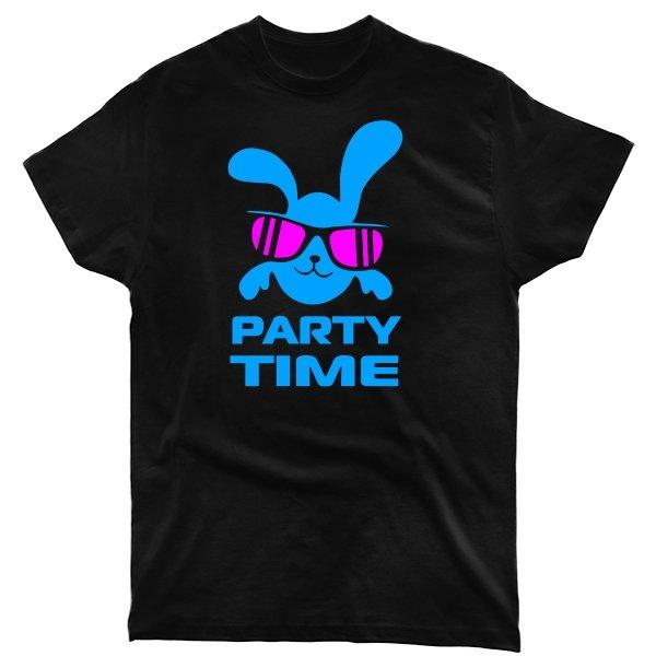 Мужская футболка Время Вечеринки