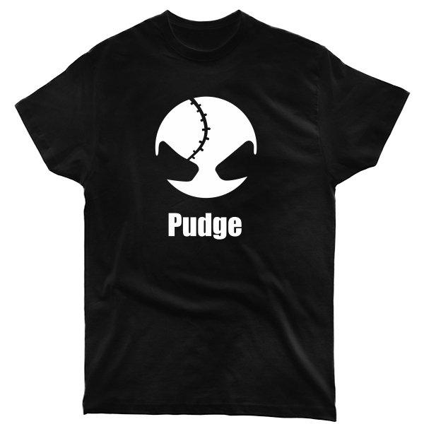 Мужская футболка Pudge