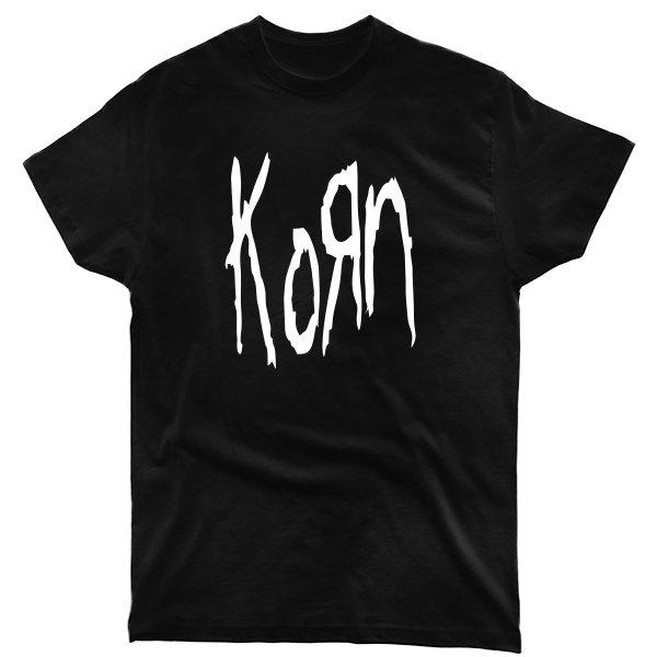 Мужская футболка С группой Korn