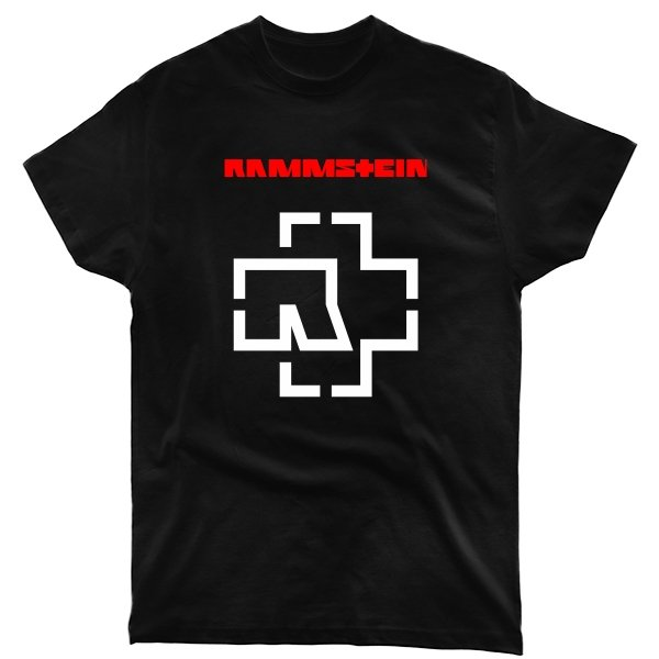 Мужская футболка Rammstein