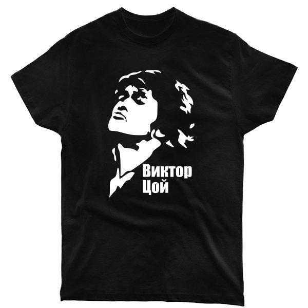Мужская футболка Виктор Цой