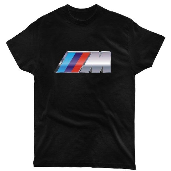 Мужская футболка BMW M 3D
