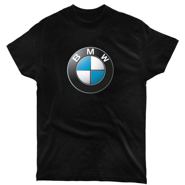 Мужская футболка Логотип БМВ