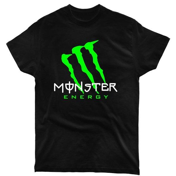 Мужская футболка Monster Energy