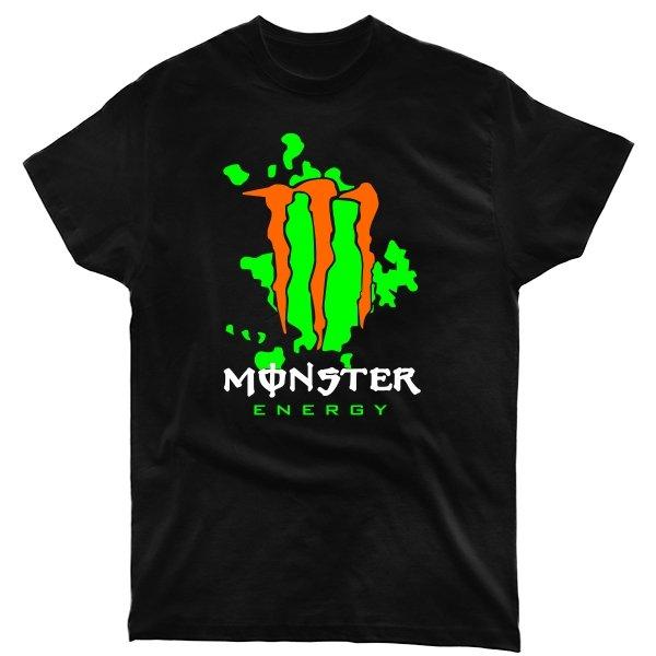Мужская футболка Монстер Энерджи