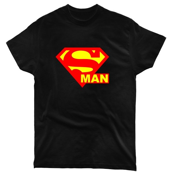 Мужская футболка Со Знаком Супермена