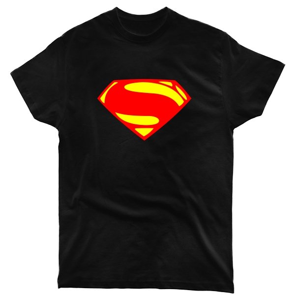 Мужская футболка Superman new