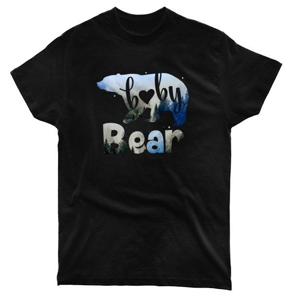 Мужская футболка Baby Bear
