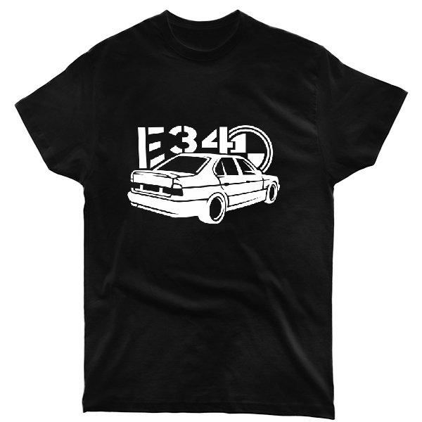 Футболка BMW E34
