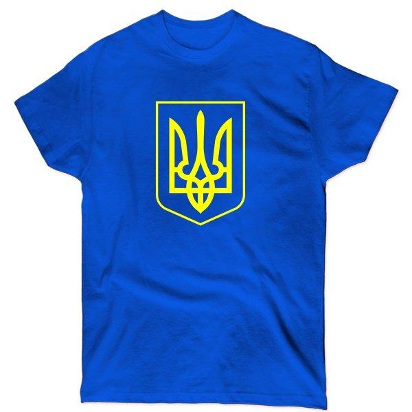 Мужская футболка Герб Украины