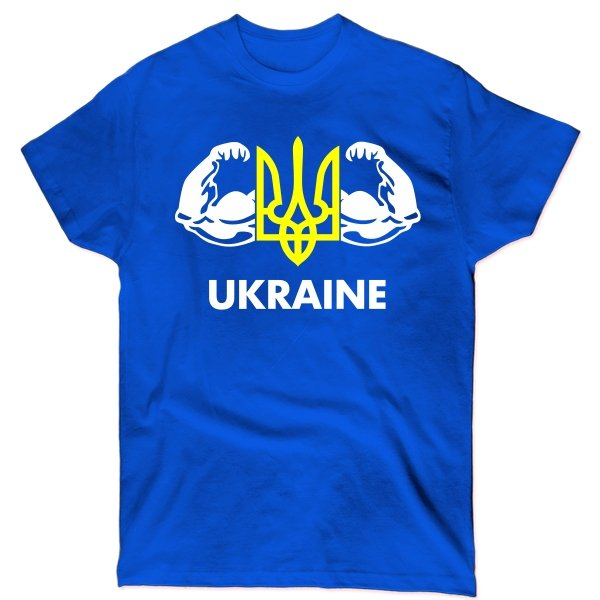 Мужская футболка Сильна Україна