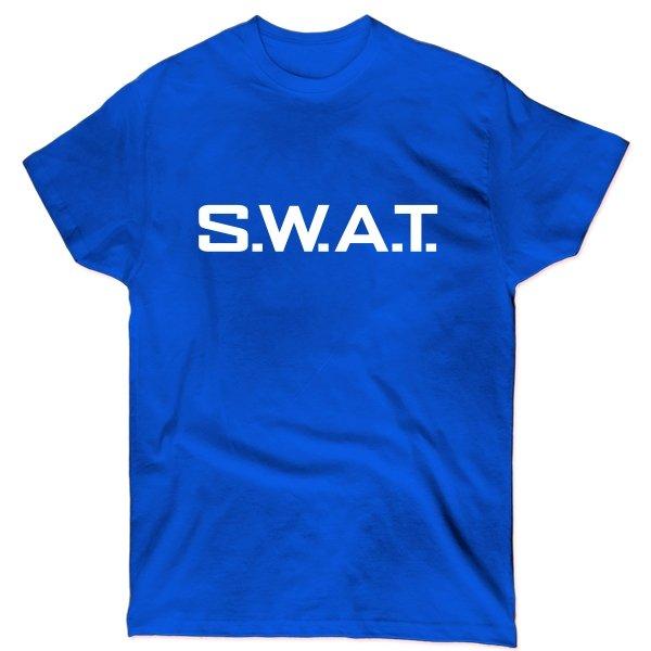 Мужская футболка SWAT