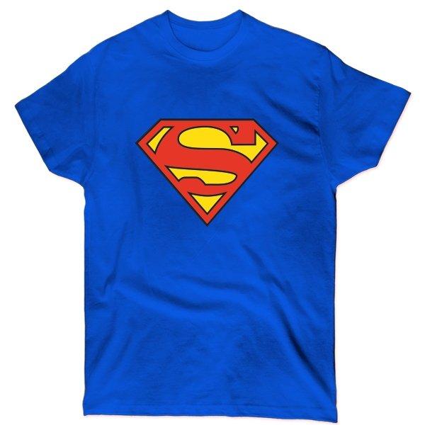 Мужская футболка Супермен