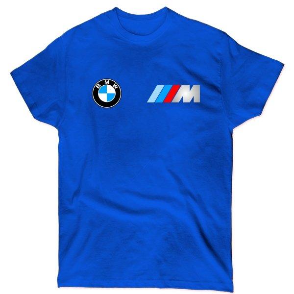 Мужская футболка BMW M mini