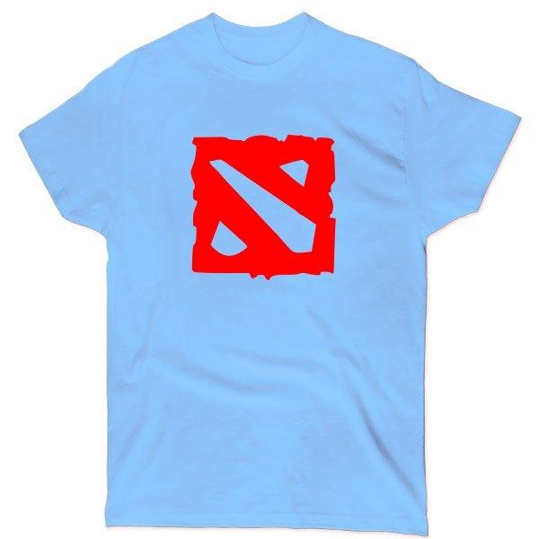 Мужская футболка Логотип Дота