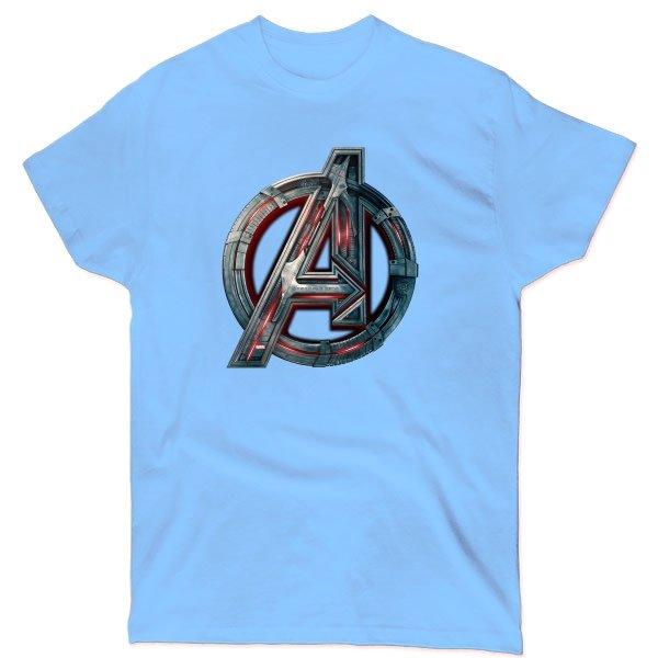 Мужская футболка Знак Капитана Америки