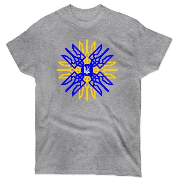 Мужская футболка Українське Сонце