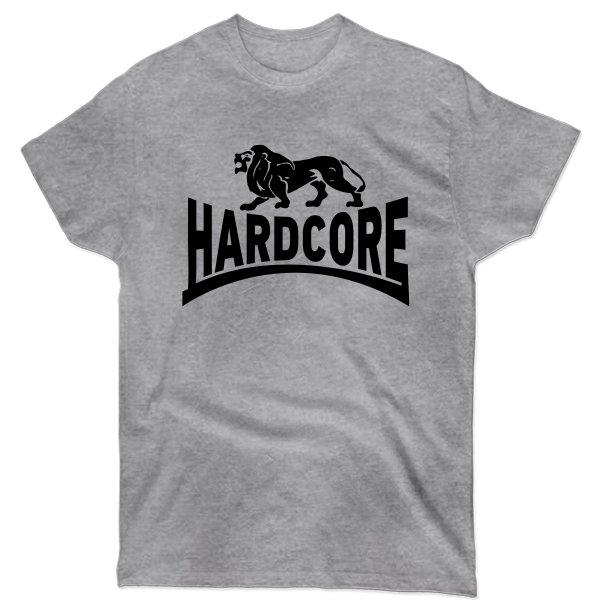 Мужская футболка Hardcore