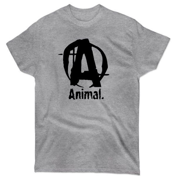 Мужская футболка Animal