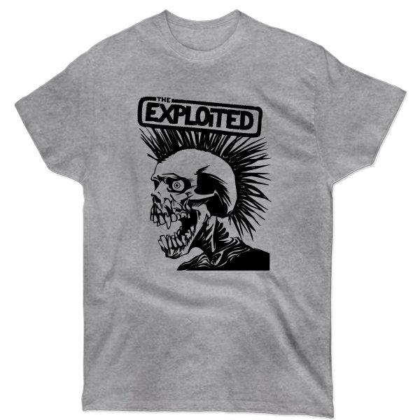 Мужская футболка The Exploited